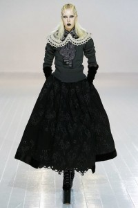 Gorgeous Dress Treasures Of Gothic By Marc Jacobs
