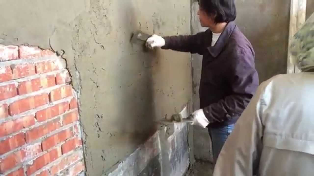 How To Do Cement Rendering Mini Writes Blog By Mini Garg